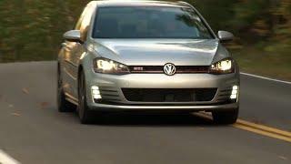2017 Volkswagen Golf GTI   The Gold Standard   Complete Review   TestDriveNow