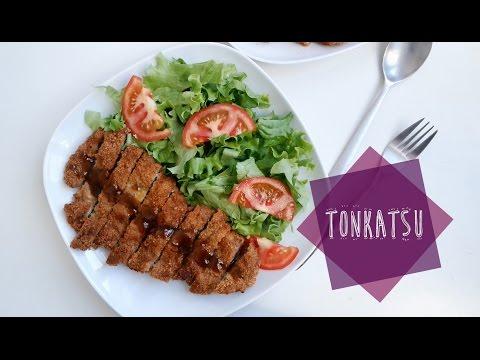 THỊT LỢN CHIÊN XÙ KIỂU NHẬT - Japanese Tonkatsu | Episode 121 | Taste From Home