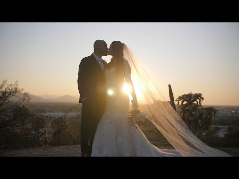 The Wedding of Courtney & Elliott | Phoenix Marriott Resort Tempe at The Buttes