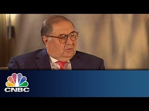 """I'm a Law Abiding Citizen"" | Alisher Usmanov Exclusive | CNBC International"