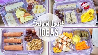 Kids Lunch Box Ideas - Mommy Monday