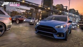 Forza Horizon 3 - Уличные гонки(до слёз :D)