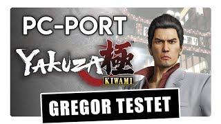 Gregor testet Yakuza Kiwami PC-Port in Ultra Widescreen (Review / Test)