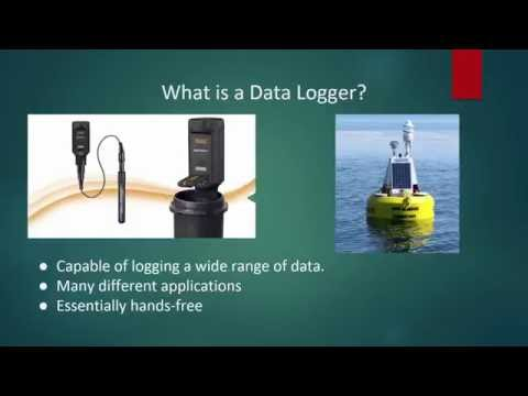 IST 110 Section 2 Group 5: Data Loggers For Environmental Monitoring