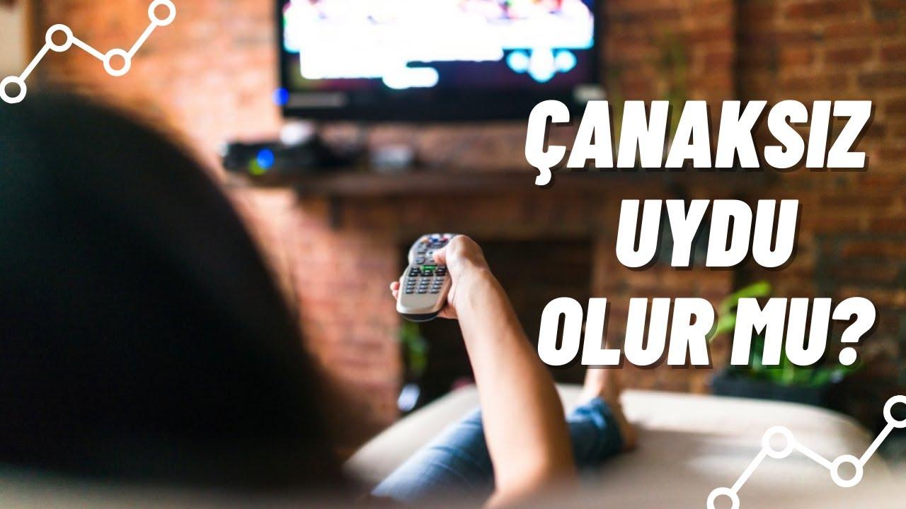 ÇANAKSIZ tv nasıl izlenir ( internetsiz çalışmaz )