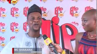 "Hiptv news - ""i ll stop making political jokes"" - mc shakara (nigerian entertainment news)"