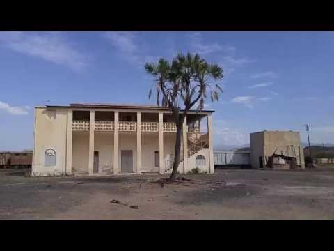 Abandoned Italian Colonial Railyard And Rail Station In Mai Atal, Eritrea