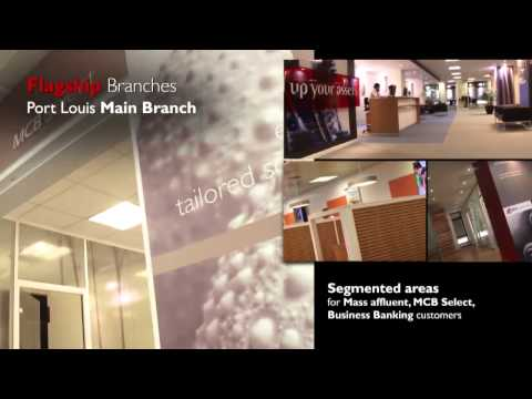 Mauritius Commercial Bank - Concept Store