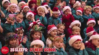 25 Sleeps Til Santa - St Neot School