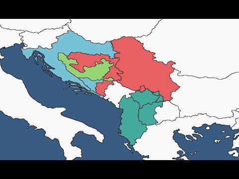 NON PAPER - The Slovenian solution to Balkan Borders