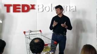 Un anno contro lo spreco: Andrea Segrè at TEDxBologna