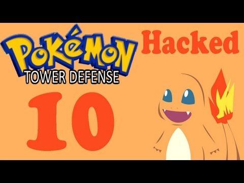 Pokemon Tower Defense Hacked | Ep 10 | Vermillion Gym