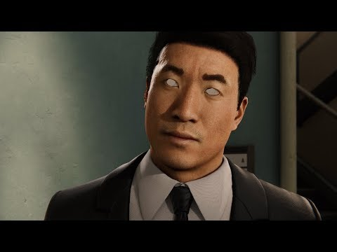 Spiderman PS4 - Peter Parker Discovers Martin Li's Secret