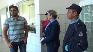 Íris Gadelha recepciona novo delegado do município de Alto Santo