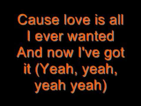 Finally Falling, Victoria Justice and Avan Jogia: lyrics: Cast of Victorious