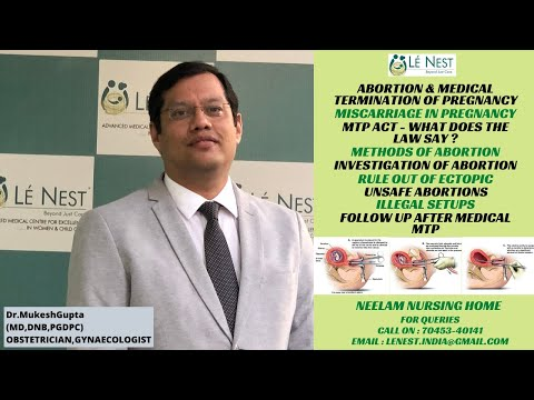 Abortion | Medical Termination of Pregnancy | Dr. MukeshGupta
