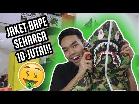 #HYPEMANIA | JAKET BAPE x ADIDAS SEHARGA 10 JUTA!!!