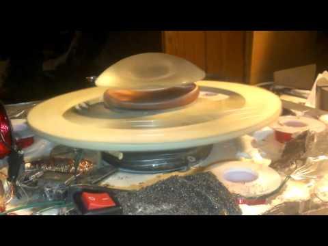 Magnetgate UFO Coil Pulse Motor!