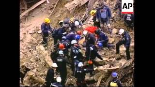 Body pulled from debris at Ground Zero