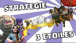 Apprendre à faire 100% en GoBouWiVa - Clash Of Clans FR