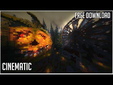 Minecraft Halloween Spezial Quick Survival Games Map I HD Free - Minecraft survival games kostenlos spielen