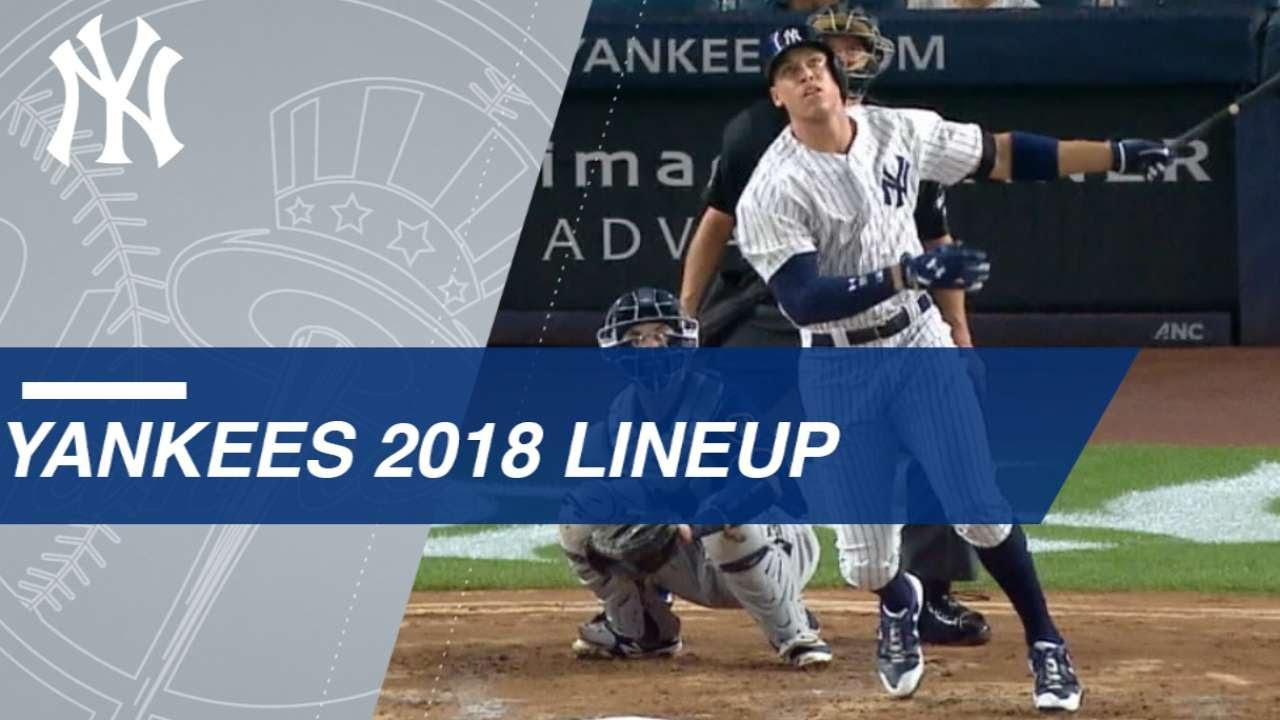 New York Yankees, Colorado Rockies announce lineups for Friday