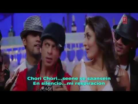 MUSICA DE LA INDIA (RA.ONE) CRIMINAL --SRK KAREENA KAPOOR Videos De Viajes