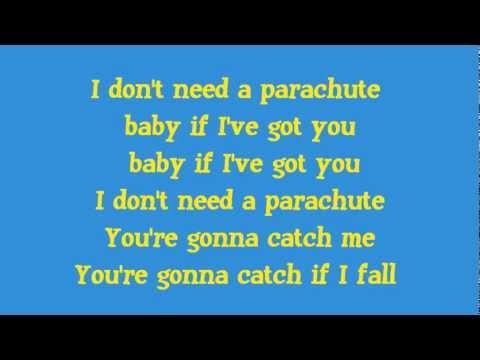 Parachute - Ingrid Michaelson (Karaoke / Instrumental) Lyrics On Screen