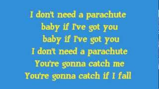 Parachute - Ingrid Michaelson (Karaoke / Instrumental) Lyrics On Screen