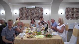 11 июня 2016г. Свадьба Алексея и Елены