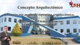 Unidad IV Concepto Arquitectónico