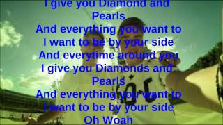 Diamonds and pearls (lyrics)  Mike singer und Lukas rieger