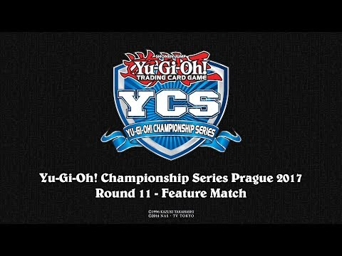 YCS Prague 2017: Round 11 Feature Match