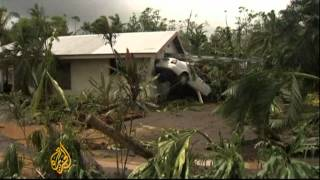 Fiji braces for tropical cyclone Evan