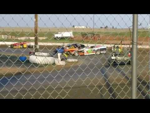 6/11/11 (1/2) Modifieds El Paso County Speedway