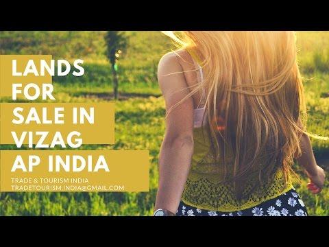 Lands for Sale in Vizag AP India