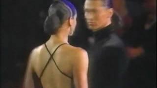 Cyborg Rhumba | Dima & Olga Sukachov | Championship Ballroom Dancing