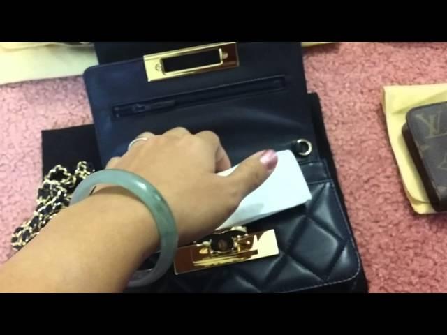 Chanel WOC Golden Class & LVs