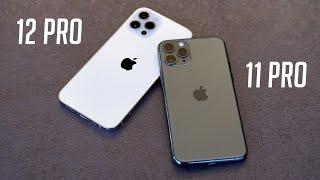 Apple iPhone 12 Pŗo vs. iPhone 11 Pro (Deutsch) | SwagTab