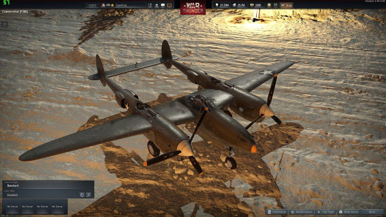 P38k Lightning