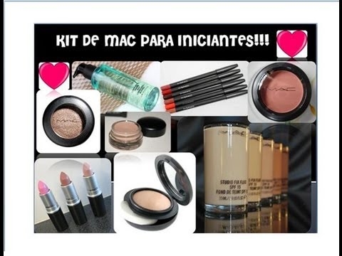 Kit De Mac Para Iniciantes Lo Esencial En Maquillaje Para Tu Primer Compra Mac Kit Essentials Youtube