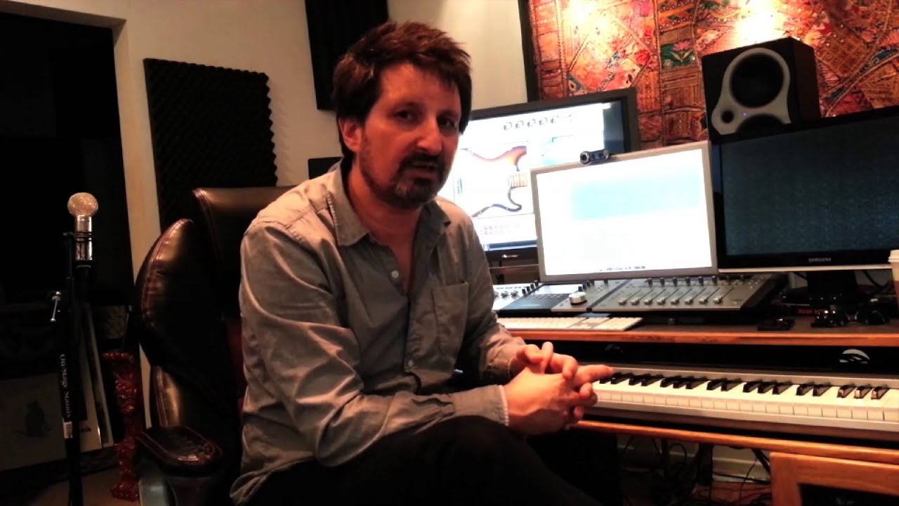 Jeff Rona - Award-Winning Film and TV Composer (Part 1)