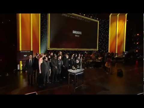 Skrillex at the 55th Annual Grammy Awards - Pre Telecast Ceremony HD