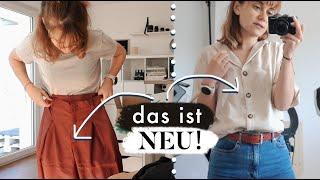Das gibt es Neues bei uns! - Klamotten, Vorratskammer & Co. | MANDA Vlog