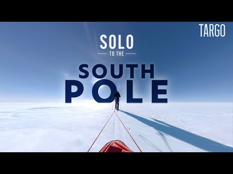 Solo to the South Pole — The VR documentary