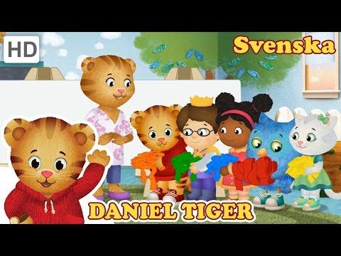 Daniel Tigers Kvarter - Daniel Tiger är en Bra Vän