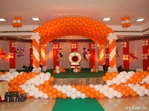 Balloon decoration ideas special youtube