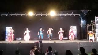 Nrutyanilaya Angul, Vasant Pallabi at Satakosia Mahotsav Dt.06.11.16