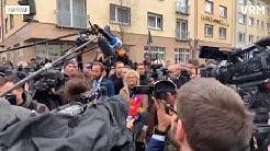 Live: Seehofer in Hanau