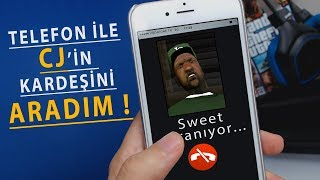 (0.15 MB) TELEFON İLE CJ'İN KARDEŞİNİ ARADIM! GTA SAN ANDREAS Mp3